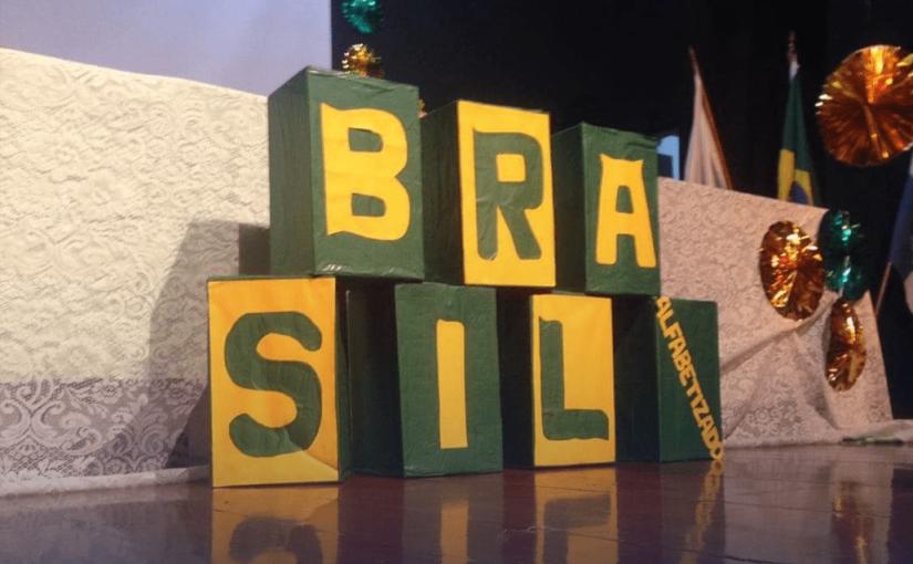 Parabéns aos formandos do Programa BrasilAlfabetizado!