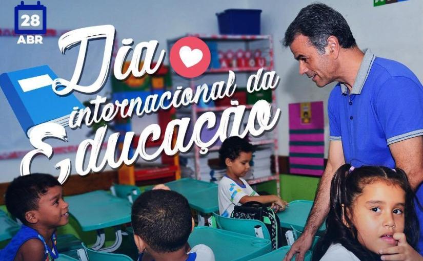 Dia internacional daEducação