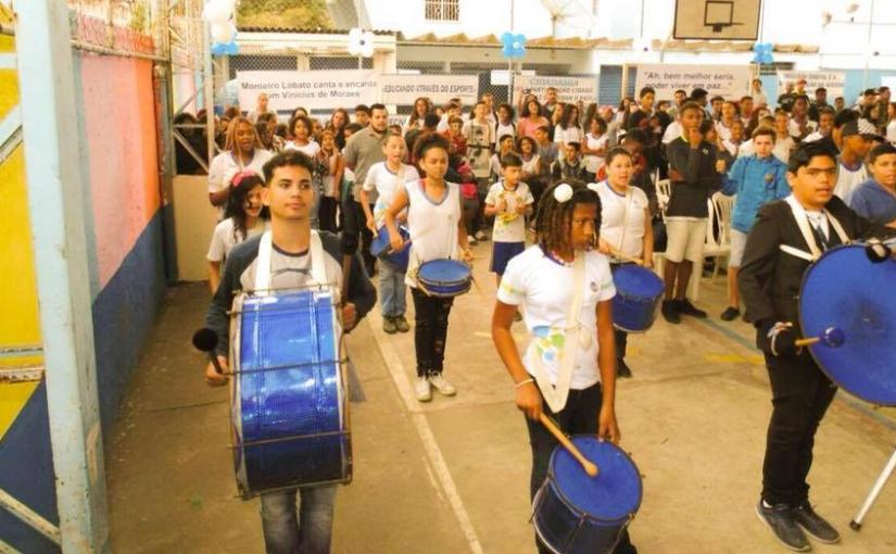 Aniversário de 70 anos da Escola MonteiroLobato