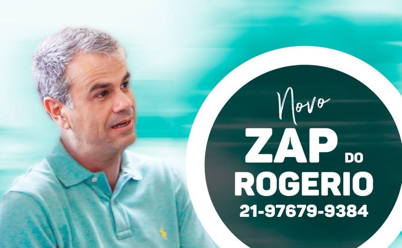 Whatsapp do Rogério